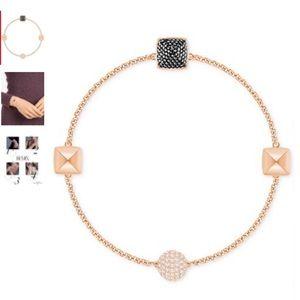 Swarovski Remix Collection Spike Strand Bracelet